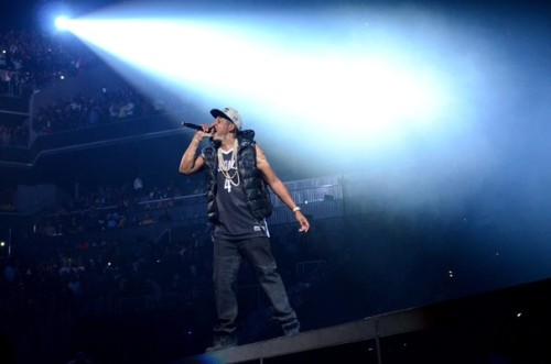 Jay-Z Concert at Barclays Center