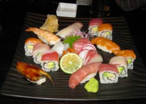 Sushi_sashimi