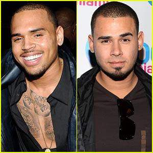 Chris Brown & Afrojack