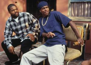 Ice Cube & Chris Tucker in Friday