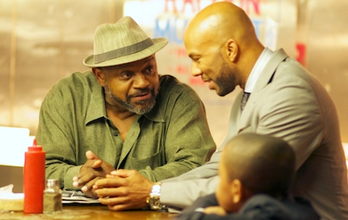 Luv - Charles Dutton, Common & Michael Rainey Jr.