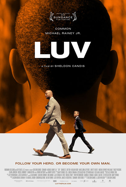 Luv - Poster