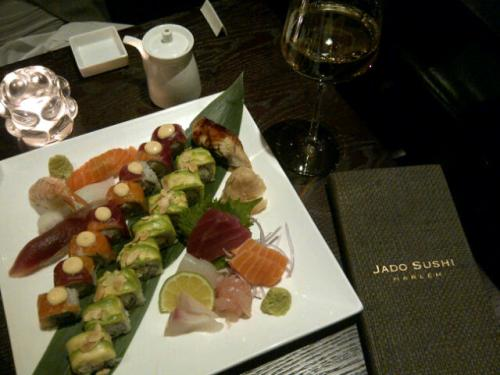 Sushi Sashimi Combo