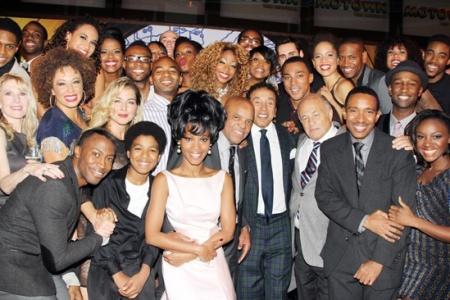 Motown Cast Members