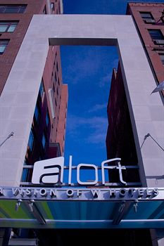Aloft - Entrance