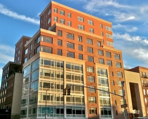Aloft Hotel - Building