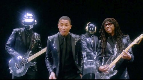 Daft Punk feat. Pharrell Williams & Nile Rogers