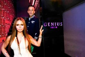 DJ Clinton Sparks & DJ June @ Genius Tokyo