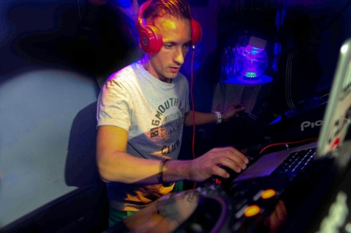 DJ Clinton Sparks @ Genius Tokyo
