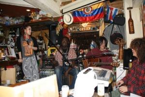 Live Band at Baobab