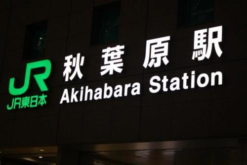 Doug in Nippon - 6 Akihabara Station