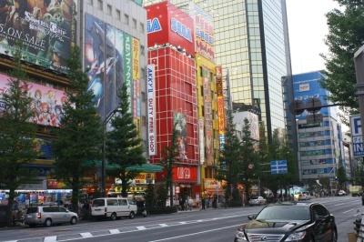 Doug in Nippon - 8 Akihabara Electric Town
