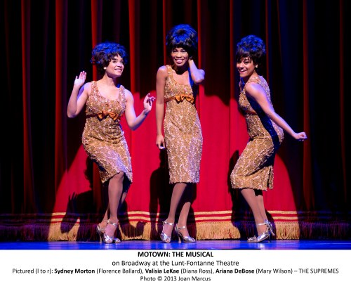 Motown: The MusicalLunt-Fontanne Theatre