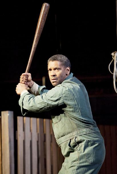 Denzel Washington as Troy