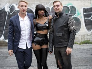 DJ Fresh, Diplo & Dominique