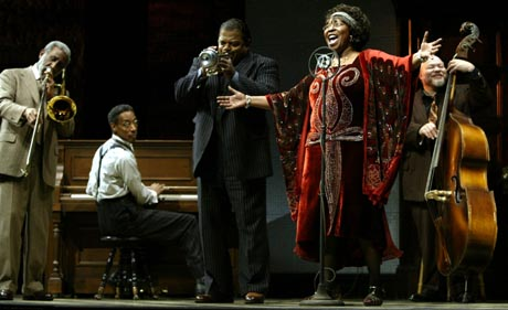 Whoopie Goldberg as Ma Rainey