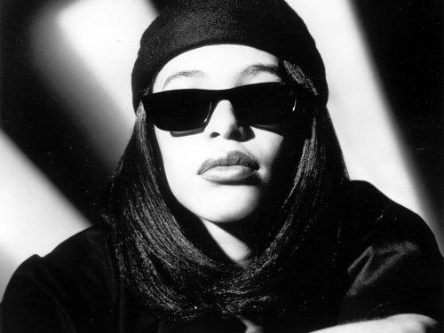 Aaliyah in 1994