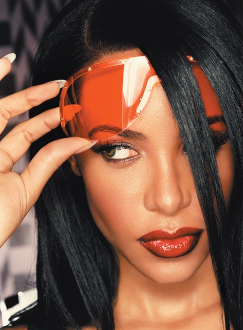 Aaliyah by David LaChapelle