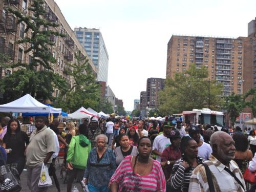 Harlem Day - Sunday August 18
