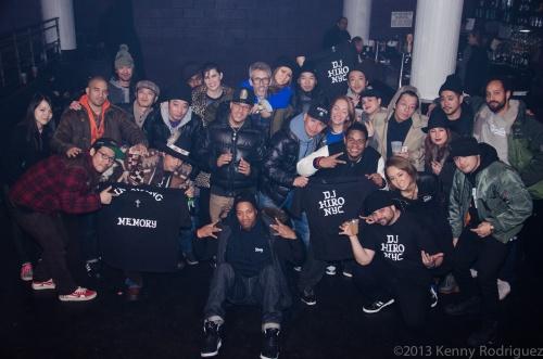 DJ Hiro's friends @ Santos by Kenny Rodriguez