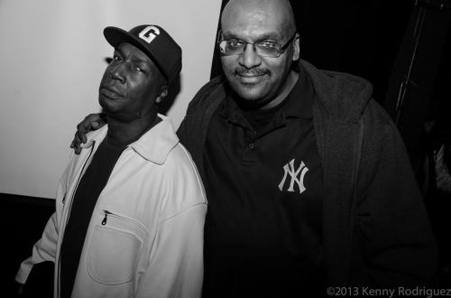 Grandmaster Flash and Big Jeff