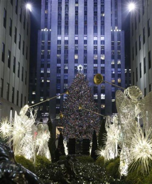 Reckefeller Christmas Tree