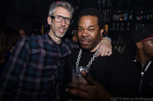 Stretch Armstrong and Busta Rhymes