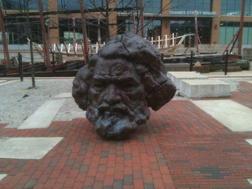 Frederick Douglass - Isaac Myers Maritime Park