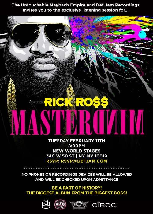Rick Ross MASTERMIND Evite[1]