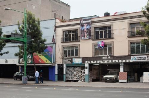 Palace Club, Mexico City