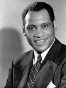 Paul Robeson in 1930's