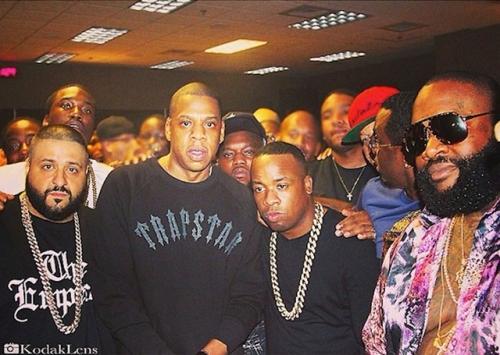 DJ Khaled, Meek Mill, Jay Z, Yo Gotti, Rick Ross