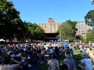 Marcus Garvey Park, Harlem