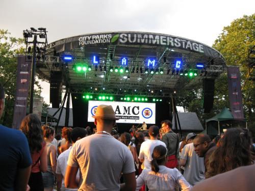 LAMC @ Central Park