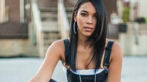 Aaliyah - Alexandra Shipp 2