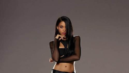 Aaliyah - Alexandra Shipp 4