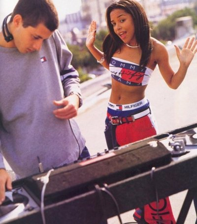 aaliyah_2014_biopic_actress - Tommy Hilfiger