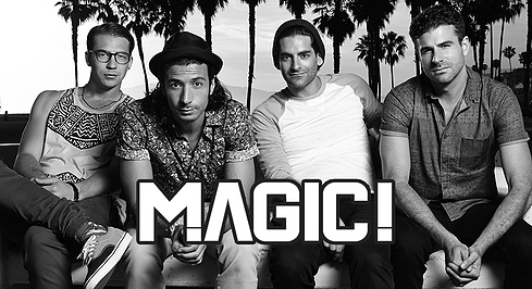 Magic! Canadian Band