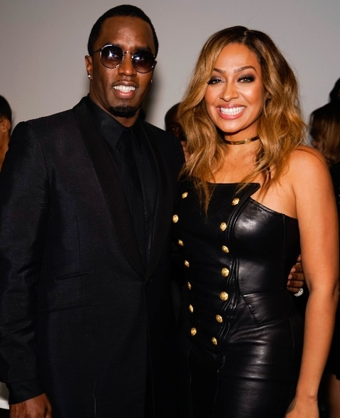La La Anthony & P Diddy