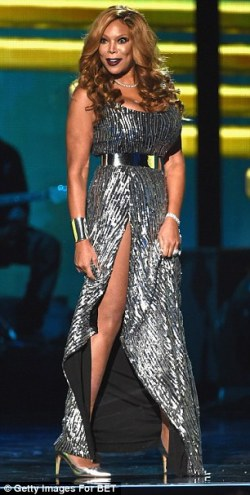 Wendy Williams - Soul Train Awards 2014