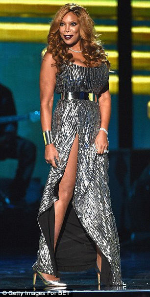 Wendy Williams - Soul Train Awards 2014