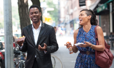 Chris Rock & Rosario Dawson