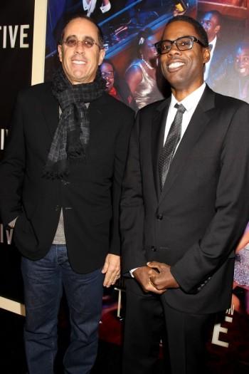Jerry Sienfeld & Chris Rock
