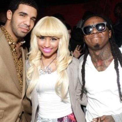 Drake-Nicki-Minaj-Lil-Wayne