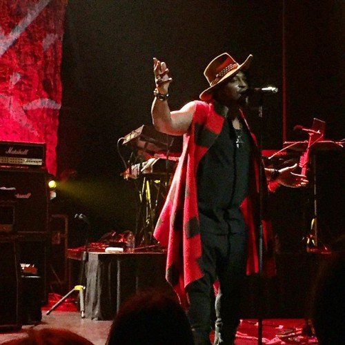 D'Angelo at the Apollo 2.2.2015