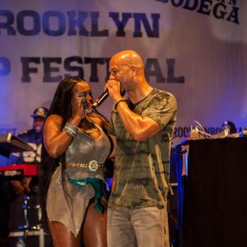 Foxy Brown + Common