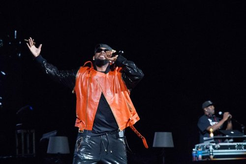 R Kelly at Barclays Center