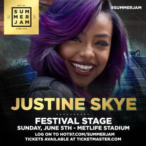 Justine Skye